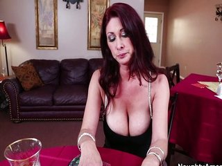 Tyffany minx fuckin in a restaurant