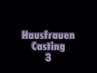 HAUSFRAUEN CASTING# 3 - COMPLETE FILM -B$R