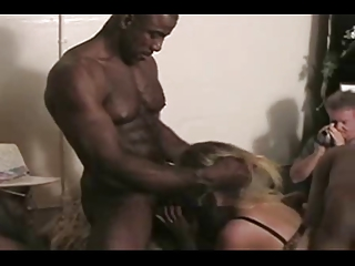 Mandingo stars at Tampa swingers party