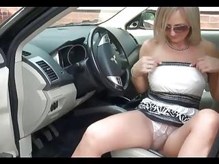 Milf ALA in pantyhose