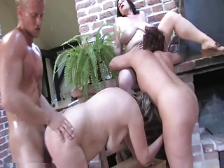 Mature Sexparty - Joanne (45) Carmel (48) Lassie (40)