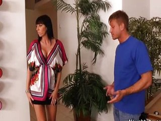 Alia Janine - My Friends Hot Mom