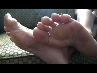 My Ex's Rough Sexy Feet 11