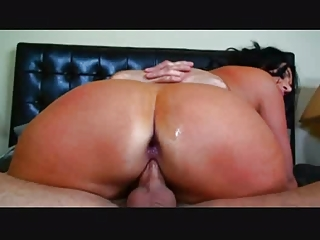 MILF Vannah Sterlings Big Fat Greek Irritant Fucked Hard Anal