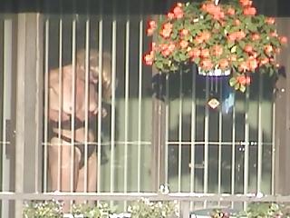Window Peeping on Neighbor