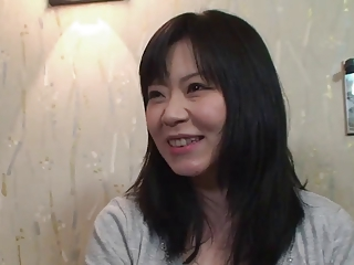 Japanese Mature Eriko Sugimoto Anal Creamed (Uncensored)