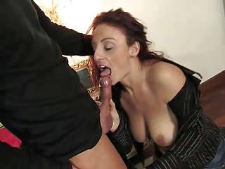 Of age italian beauty getting pussy with the addition of ass fucked