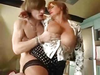on target boobs