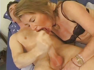 French Mom Needs a good Irritant Fuck by TROC