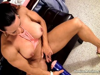 Denise Masino 54 - Female Bodybuilder