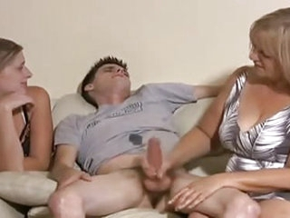 Slutty women come together to relax and find themselves wild with lust