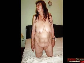 LatinaGranny Amateur Latina Grandma Slideshow