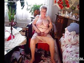OMAFOTZE VERY old grannies fucked