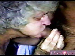 ILOVEGRANNY Grannies sucking cocks