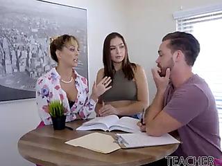 Blair williams threesome
