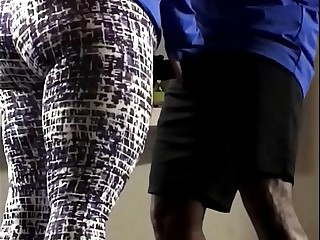 Big Booty Mom Cheats With Personal Trainer
