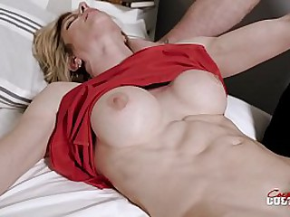 Limp Busty Step Mom with Huge Tits - Cory Chase