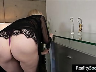 busty mom banged by young boy