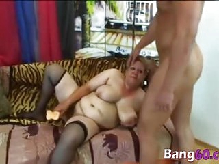 Frank Tyler fucks mature BBW Venuse