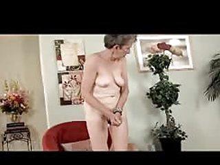 xxx video Grandma Strips