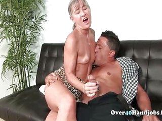 Nasty Mature Jerks Cock Till Cumshot